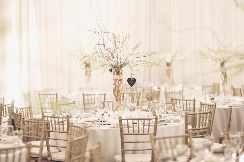 Lifetime Weddings & Events -  cylinder vase