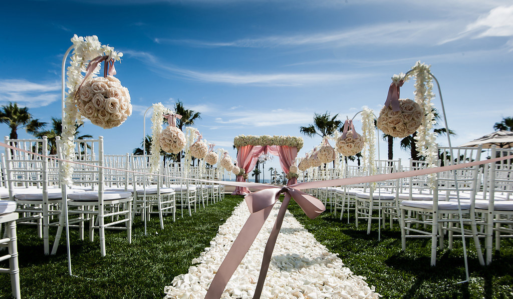 Lifetime Weddings & Events -  outdoor ceremony