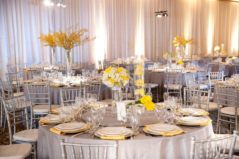 Lifetime Weddings & Events -  room decor
