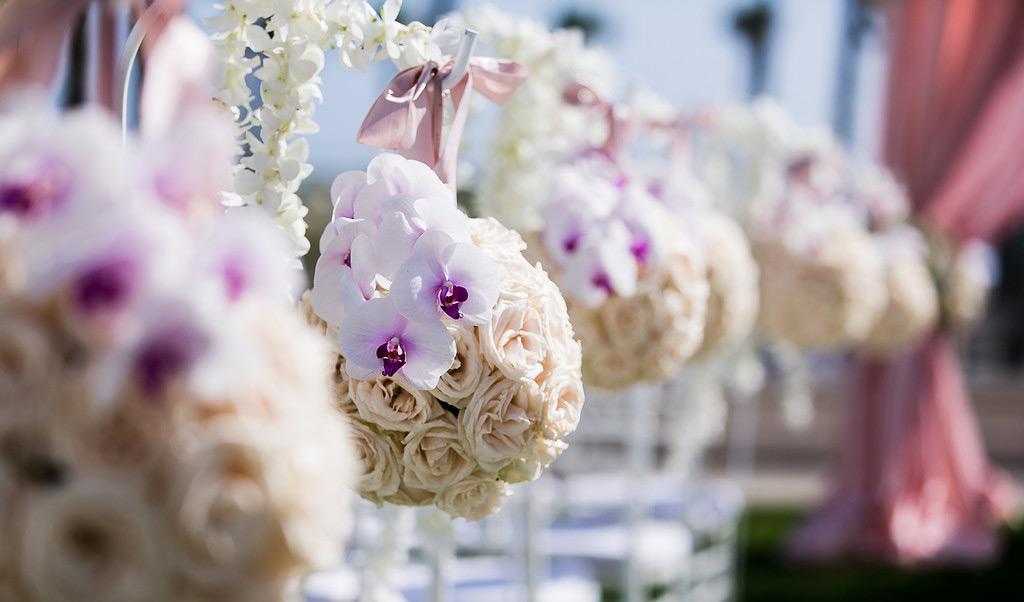 Lifetime Weddings & Events -  walkway